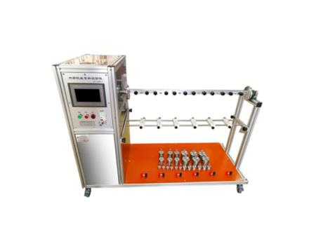 Internal cord bending tester